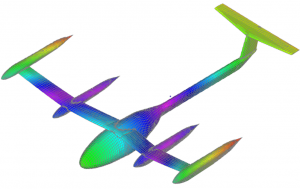 Weight-Estimating Software Helps Design Urban Air Taxis