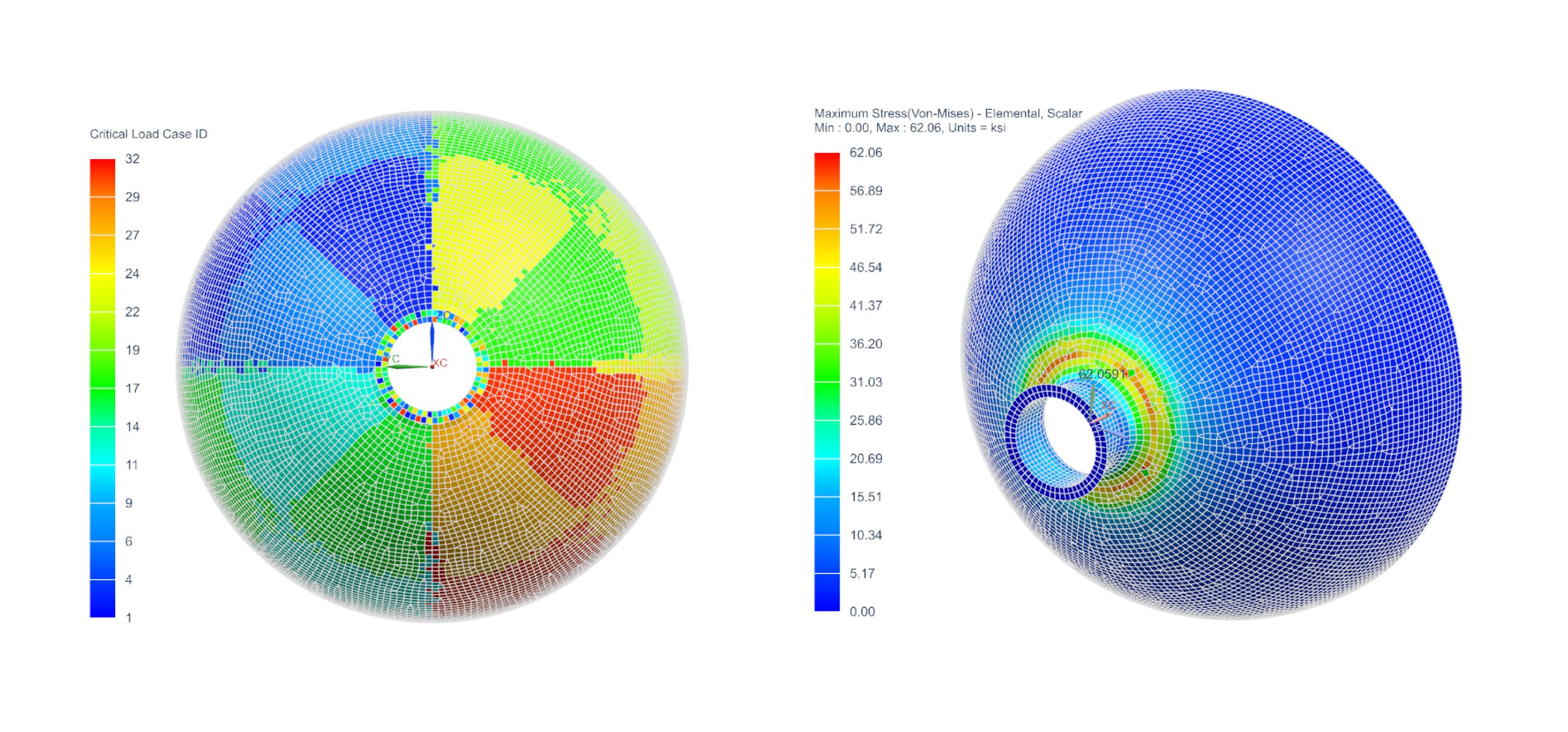 Automating Load Case Combination and Enveloping in Simcenter 3D using NXOpen + Python